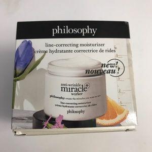 Philosophy Anti-Wrinkle Miracle Worker. NWT!